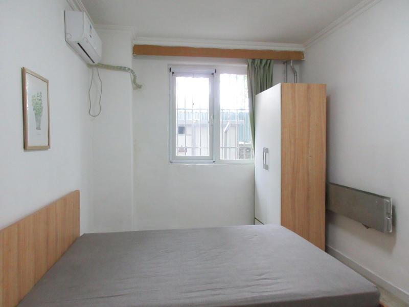 东直门胡家园小区整租房源卧室图