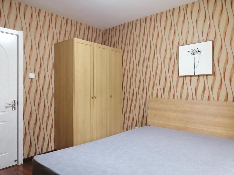 十里堡京棉新城整足球吧源卧室图