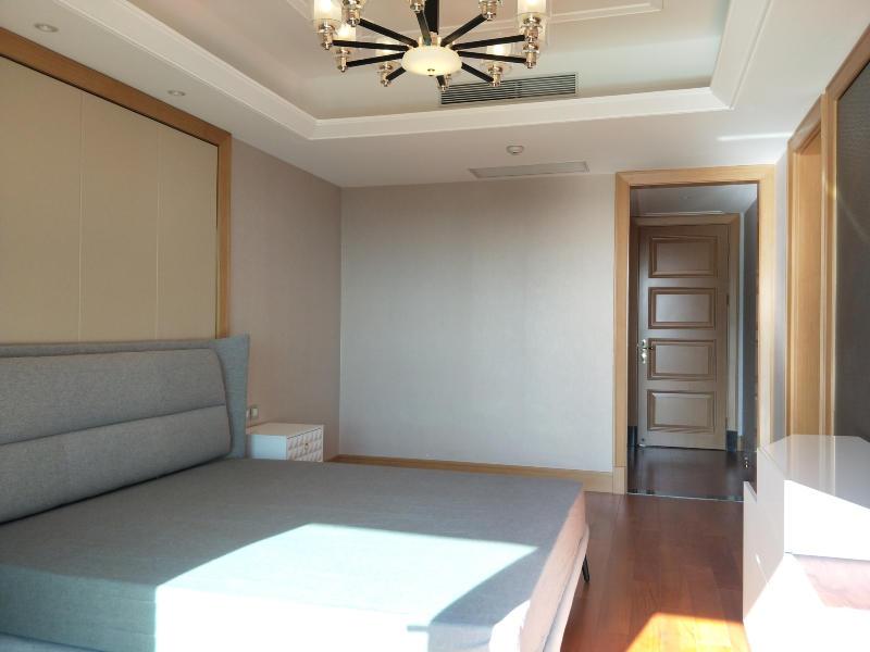 十里河山水文园五期整租房源卧室图