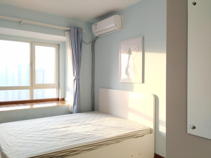 黄村龙湖时代天街整租房源卧室图