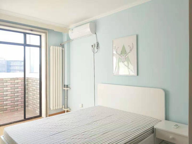 科技園區寶隆溫泉公寓整租房源臥室圖