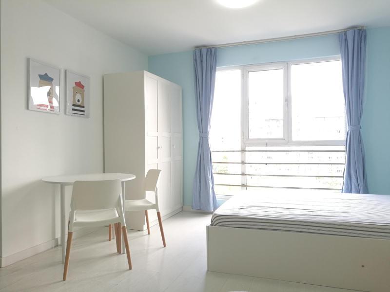 中關村蜂鳥家園整租房源臥室圖