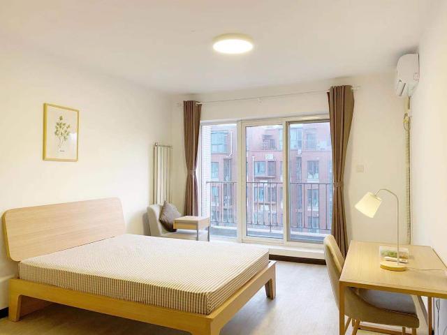 北京合租阿尔法社区2390租房户型实景图