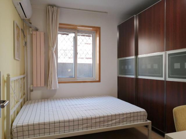 北京合租林业楼2060足球吧户型实景图