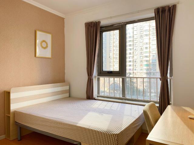 北京合租华贸城2760租房户型实景图