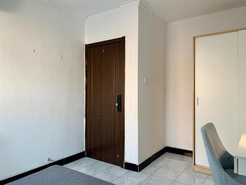 右安門外玉林東里二區合租房源臥室圖