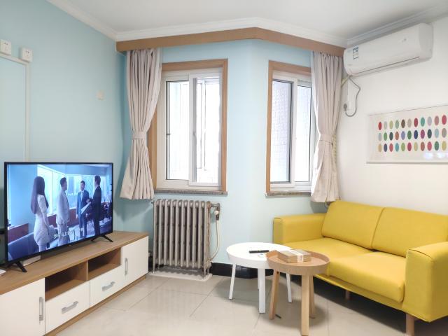 北京整租世安家园6890租房户型实景图