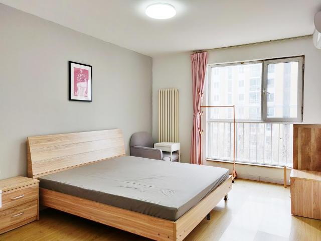 北京合租星河城西区4330租房户型实景图