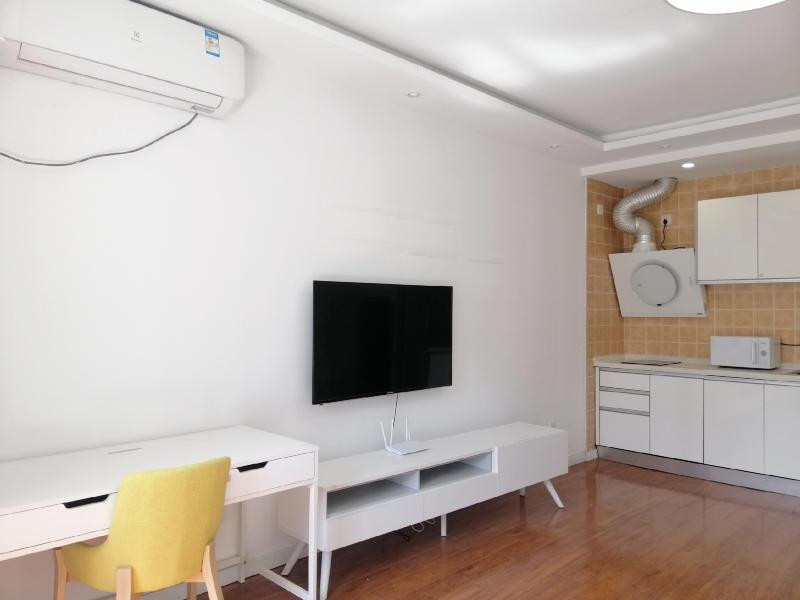 亚运村风格派整租房源卧室图