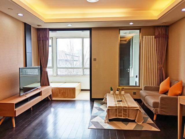 北京整租红杉国际公寓11330租房户型实景图