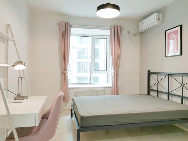 北京合租京贸国际公寓2360租房户型实景图