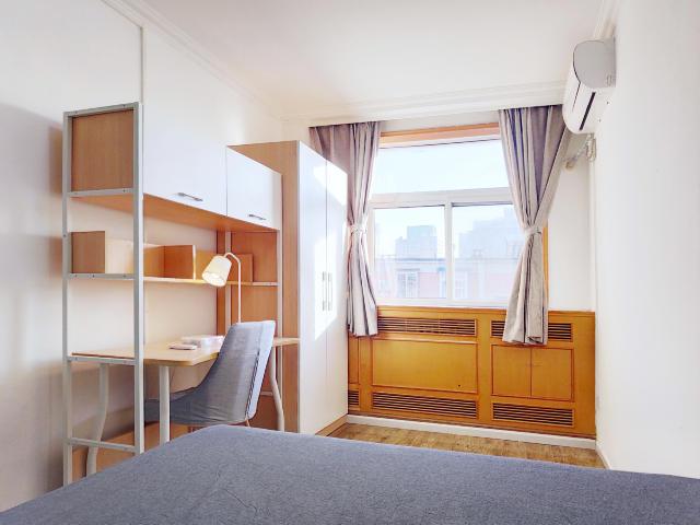 北京合租青年湖西里2930租房户型实景图