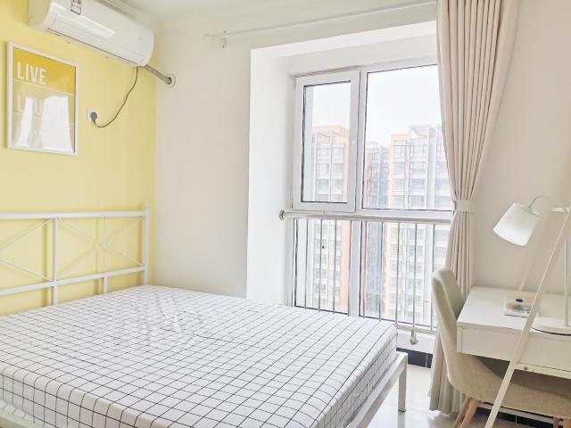 北京合租署前街家园1490租房户型实景图