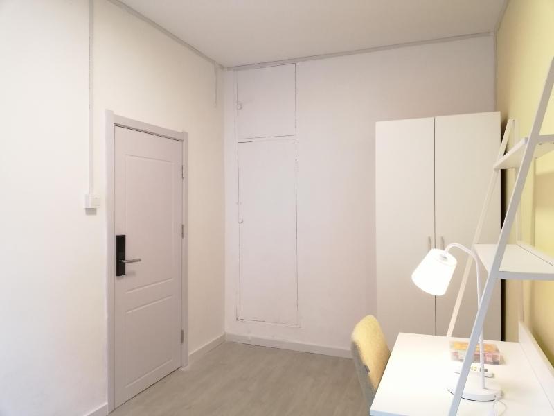 中关村苏州街77号院合租房源卧室图