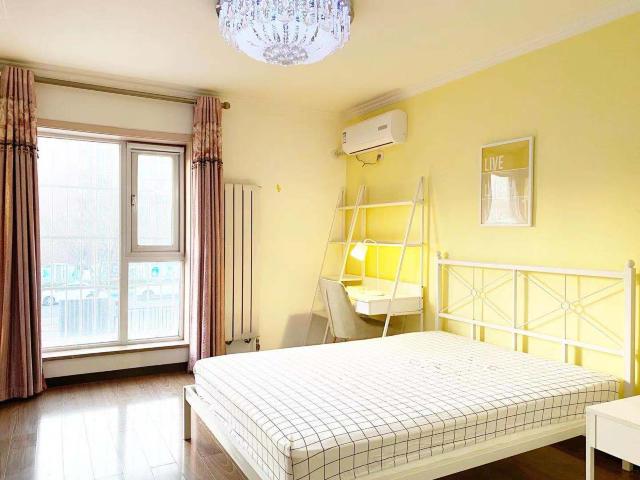 北京合租阿尔法社区三期2230租房户型实景图