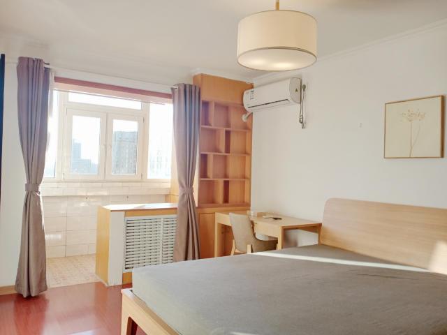 北京整租南沙滩小区6930租房户型实景图