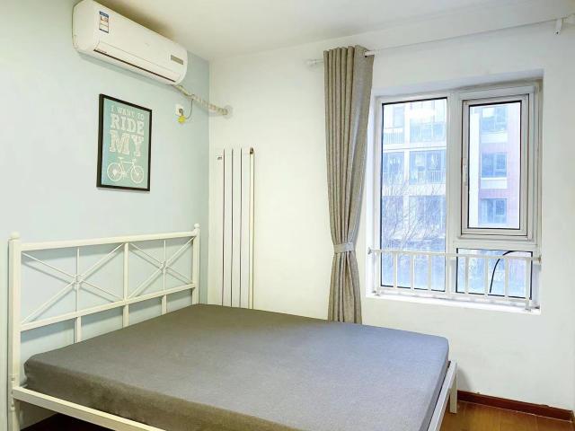 北京合租阿尔法社区二期2090租房户型实景图