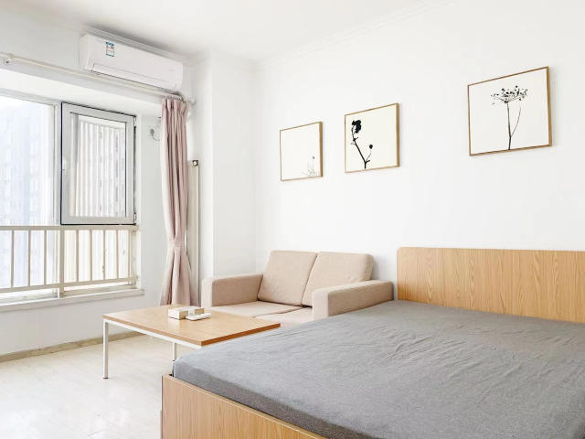 北京整租长城国际3760租房户型实景图